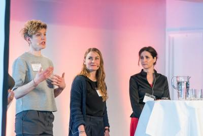 Talare på konferensen Vägar till effektiva insatser vid självskadebeteende
