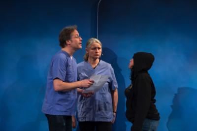 Solvere utbildning och teater. Foto: Joakim Ström